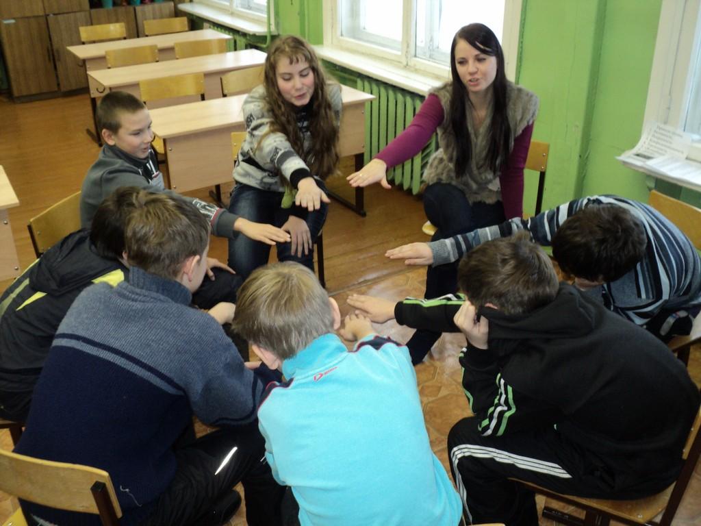 родинки тренинги для выпускников школ магазинов России